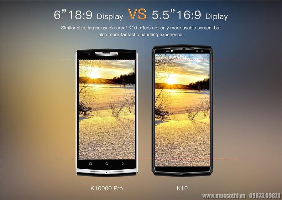 smartphonestore.vn - bán lẻ giá sỉ, online giá tốt điện thoại oukitel k10 chính hãng - 09175.09195