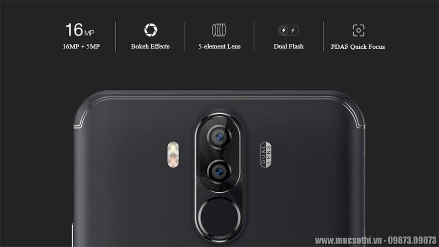 smartphonestore.vn - bán lẻ giá sỉ, online giá tốt điện thoại smartphone ulefone power 3s chính hãng - 09175.09195