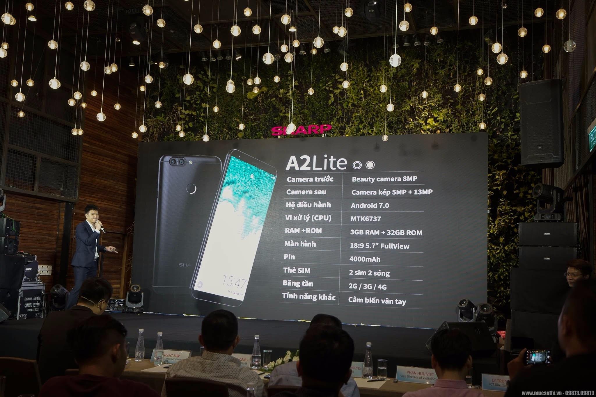 smartphonestore.vn - bán lẻ giá sỉ, online giá tốt điện thoại sharp a2 lite chính hãng - 09175.09195