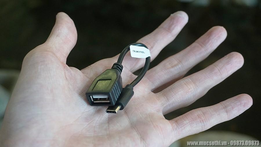 Mê hồn mục sở thị Oukitel K10000 Max smartphone Pin khủng trâu bò- mucsothi.vn