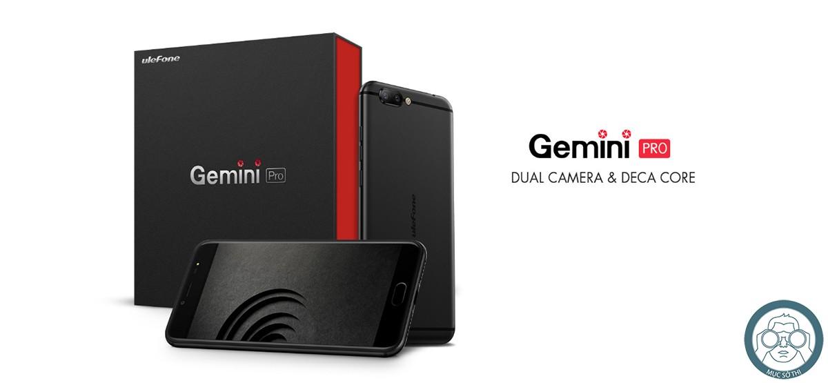 SmartPhoneStore.vn - Bán lẻ giá sỉ, Online giá tốt điện thoại smartphone Ulefone Gemini Pro chính hãng - 09175.09195 - 19
