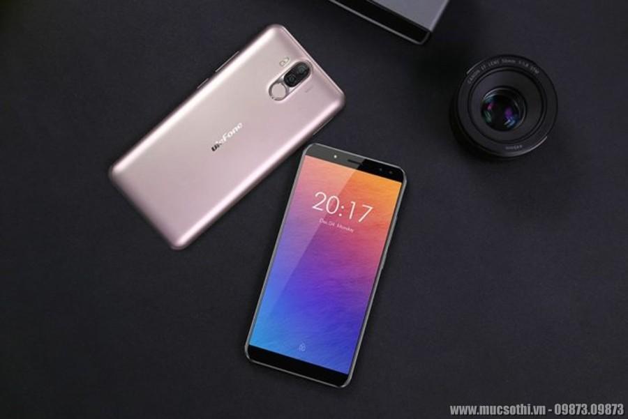 Ulefone Power 3s PIN khủng sức mạnh hoàn hảo giá dưới 5 triệu đáng mua - mucsothi.vn