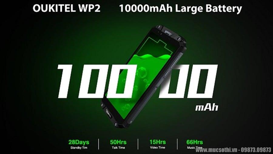 smartphonestore.vn - bán lẻ giá sỉ, online giá tốt điện thoại oukitel wp2 chính hãng - 09175.09195