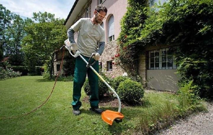 Quy trình vận hành máy cắt cỏ