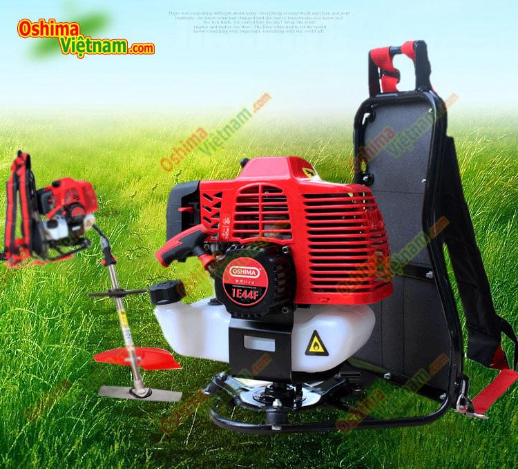 Máy xạc cỏ Oshima 1E44F