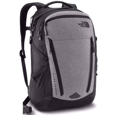 Balo The North Face Surge Transit Đen Xám