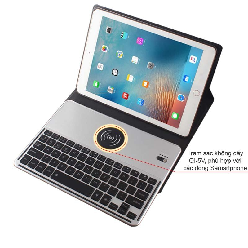 ban phim cho ipad 9.7 inches 2018 ipad air