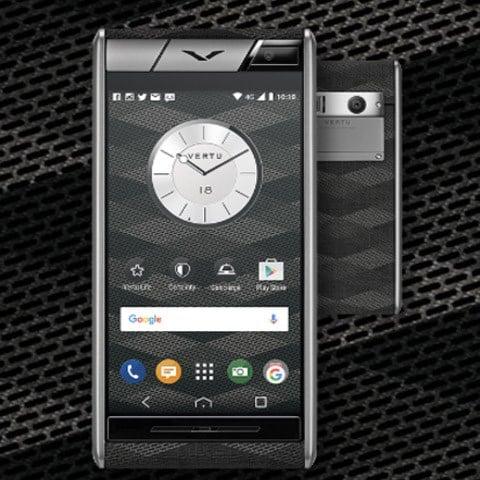 Vertu ASTER - đẳng cấp smartphone đến từ thương hiệu Vertu