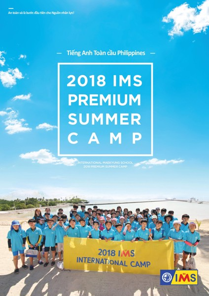 SUMMER CAMP 2018 - HỌC VIÊN IMS - PHILIPPINES