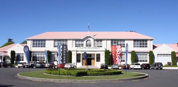 Du học New Zealand: Rotorua boys' high school