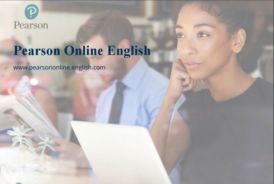 POE - A brand new online tool to learn English from Pearson