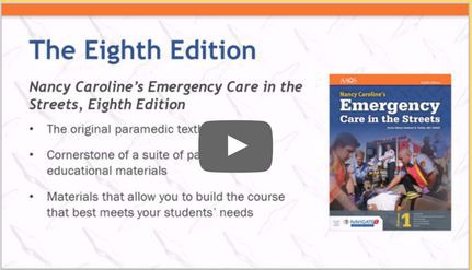 Your Exclusive Sneak Peek: Nancy Caroline's Emergency Care in the Streets, Eighth Edition