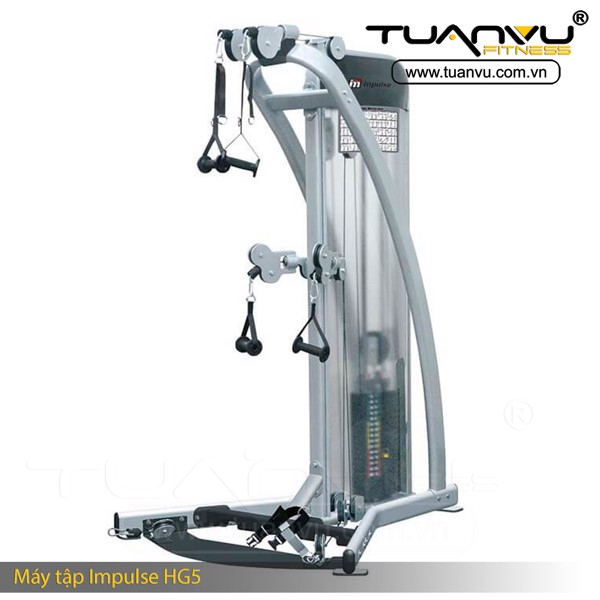 Máy tập Impulse HG5, May tap Impulse HG5