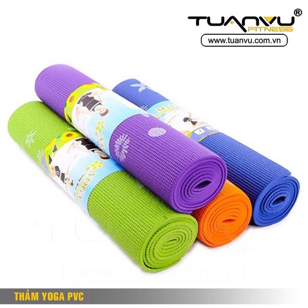 thảm yoga PVC, tham yoga PVC