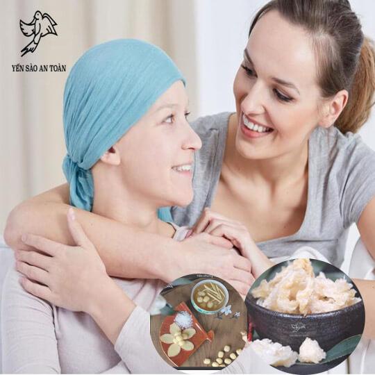 Người bệnh ung thư có nên ăn yến sào?