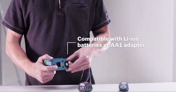 máy cân mực GCL 2-50 Bosch