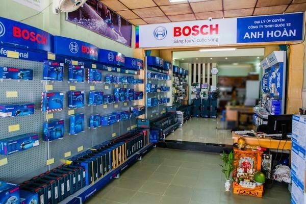 Đại lý phân phối Bosch chính hãng