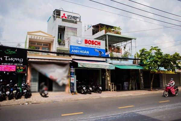 Đại lý Bosch chính hãng tại Tp. Hồ Chí Minh