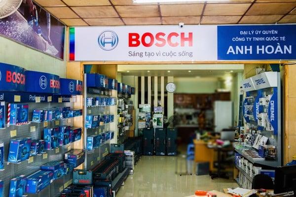 Đại lý Bosch chính hãng tại Tp.HCM