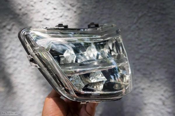 Đèn Led 2 Tầng Moto Art