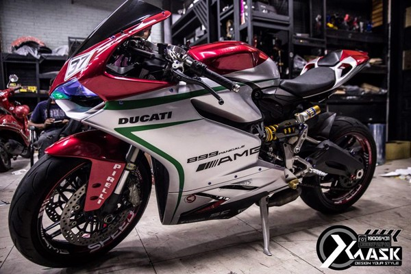 tem ducati candy do amg