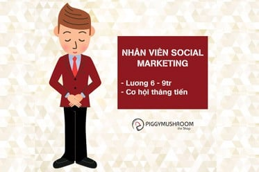 Nhân Viên Social Marketing