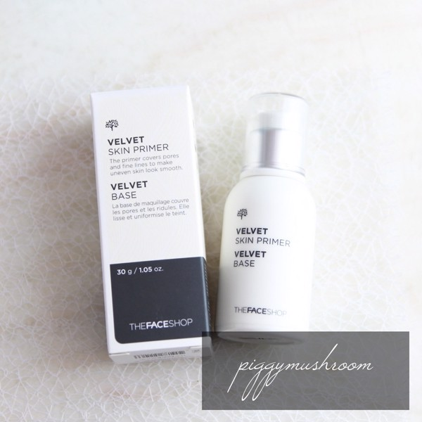 Kem lót đa năng ‪The Face Shop‬ Face It Primer Velvet Skin 30g