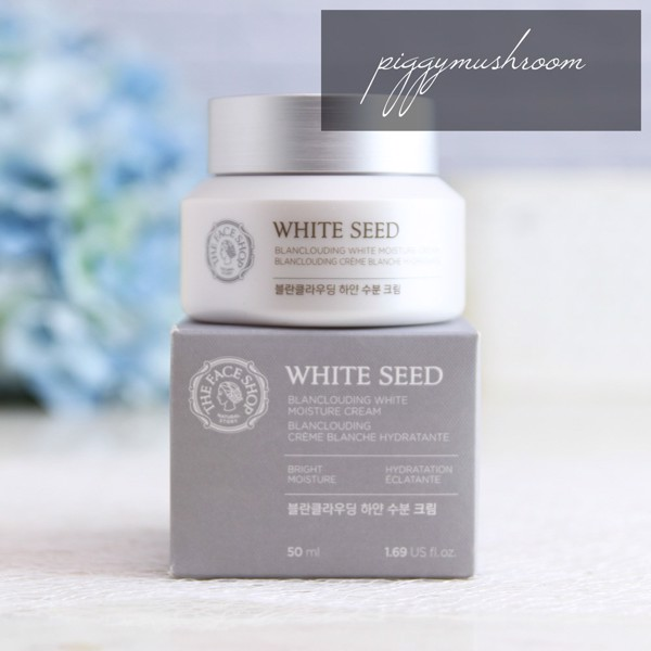 Kem dưỡng The Face Shop White Seed Blanclouding White Moisture Cream 50ml