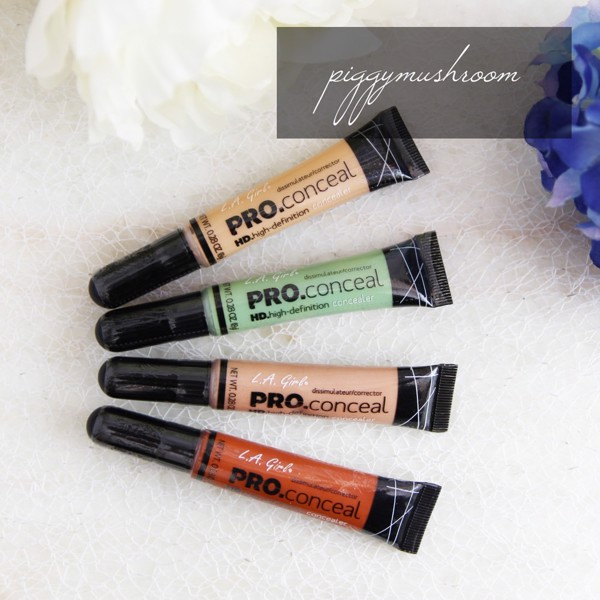 Che khuyết điểm L.A.Girl Pro conceal