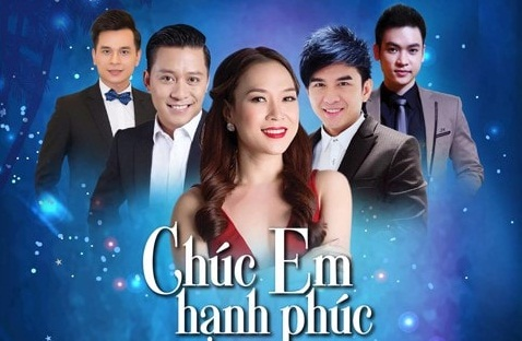 Huy Thanh Jewelry Tài Trợ Liveshow