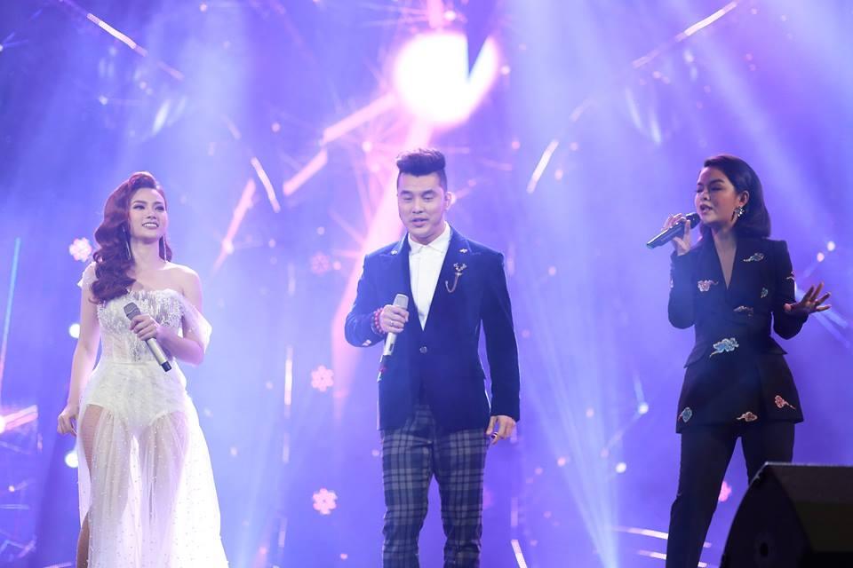 Huy Thanh Jewerly Tài Trợ Liveshow  ca sĩ Ưng Hoàng Phúc 2018