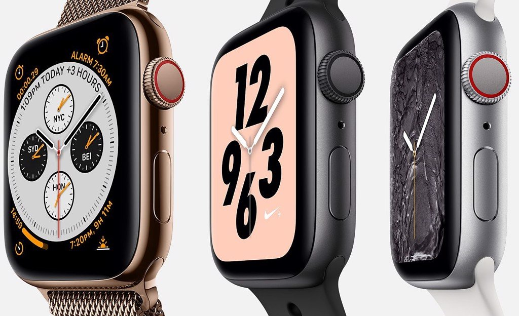 Apple Watch Series 4 44mm Xách Tay Mỹ