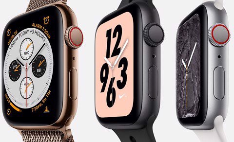 Apple watch Series 4 40mm Xách Tay Mỹ