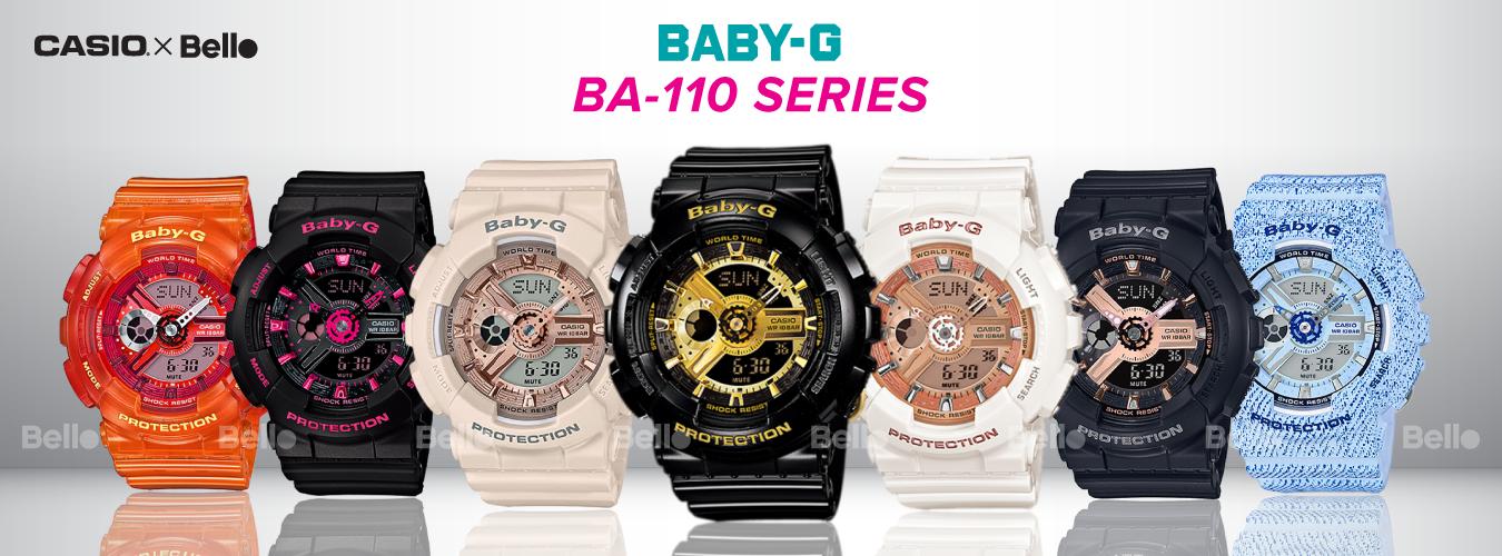 Baby-G BA-110