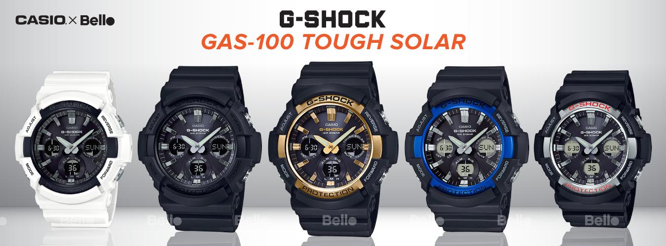 G-Shock GAS-100