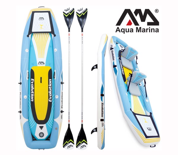 AQUA MARINA EVOLUTION