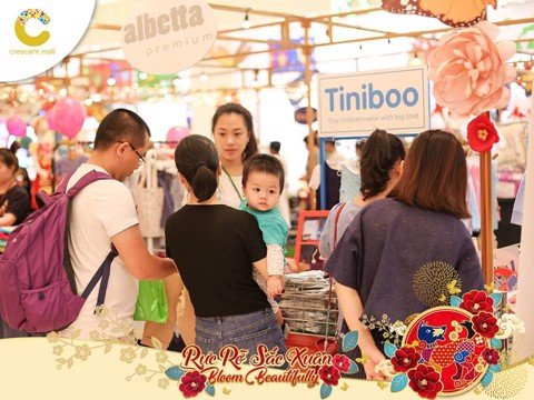 Vietnamese Tet holiday celebration with Best baby clothing brand Tiniboo