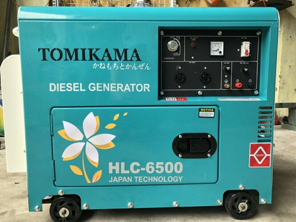Cách lựa chọn mua máy phát điện chạy dầu dành cho gia đình