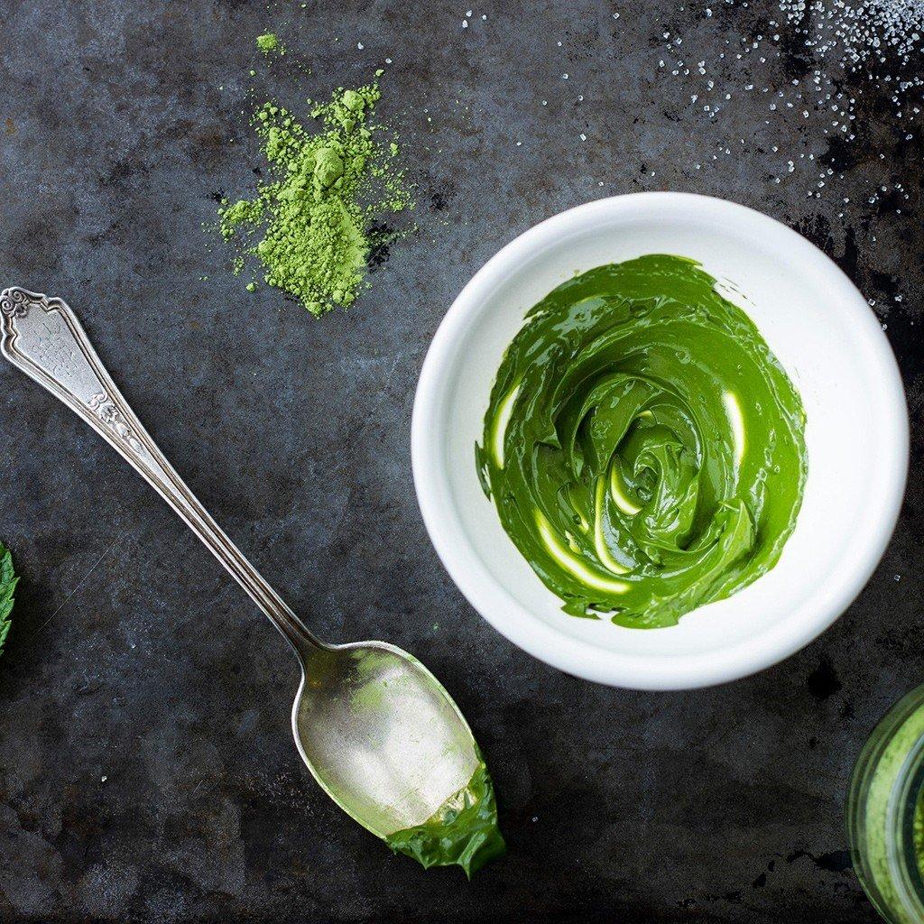 5 công thức mặt nạ trà xanh chăm sóc da hiệu quả
