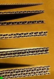 Hình 2: Cấu tạo các lớp của thùng carton 5 lớp