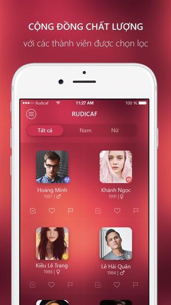 dejting app xem