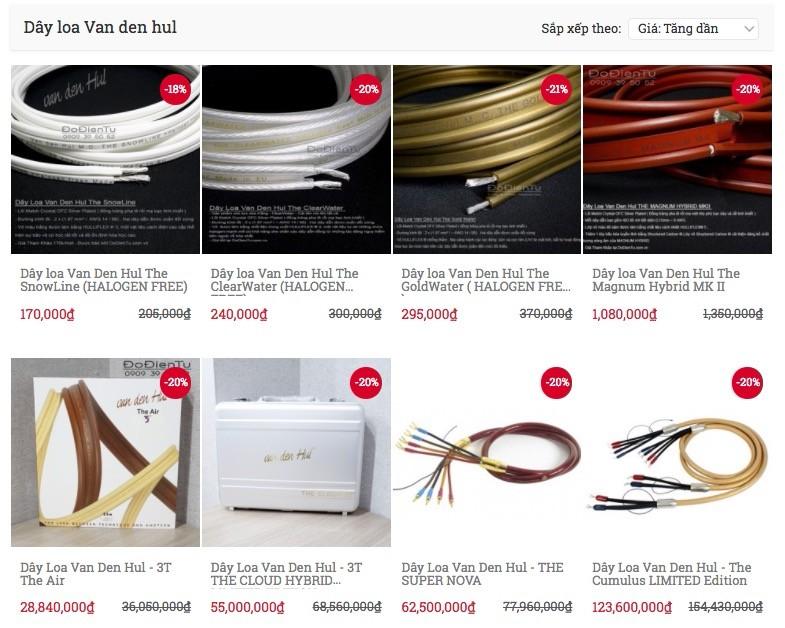 dodientu.com.vn chuyên dây cáp HDMI giá rẻ, Coaxial, Optical, DVI  .Giá tốt nhất - 2