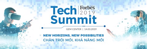 Forbes Vietnam's Tech Summit 2019