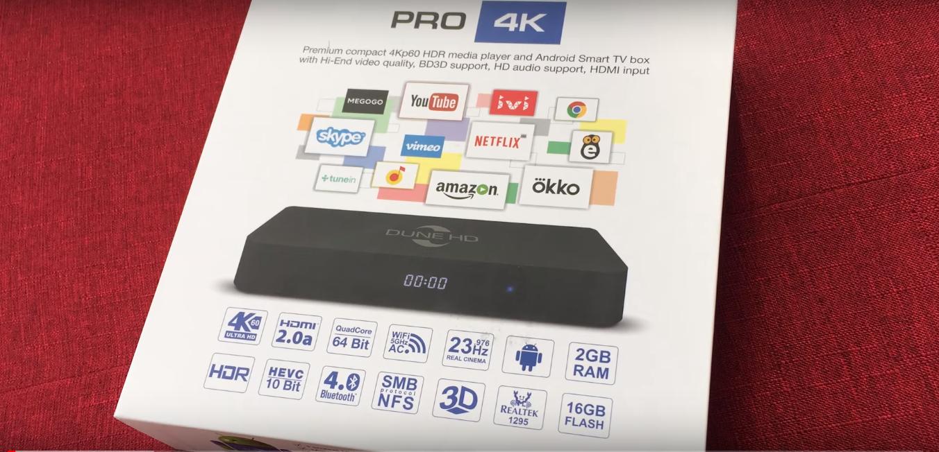 hộp Dune Pro 4K