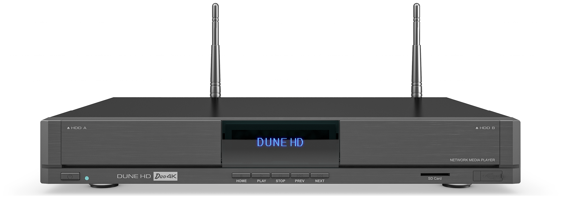 Dune HD Duo 4K