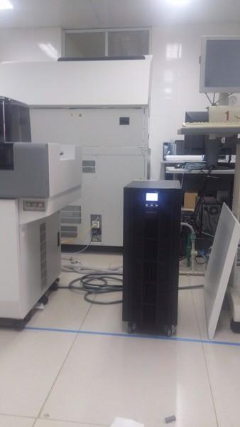 Lắp đặt bộ lưu điện tại bệnh viện đa khoa tỉnh Bắc Giang