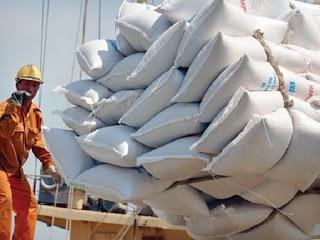 Năm 2015 xuất khẩu được 6,55 triệu tấn gạo