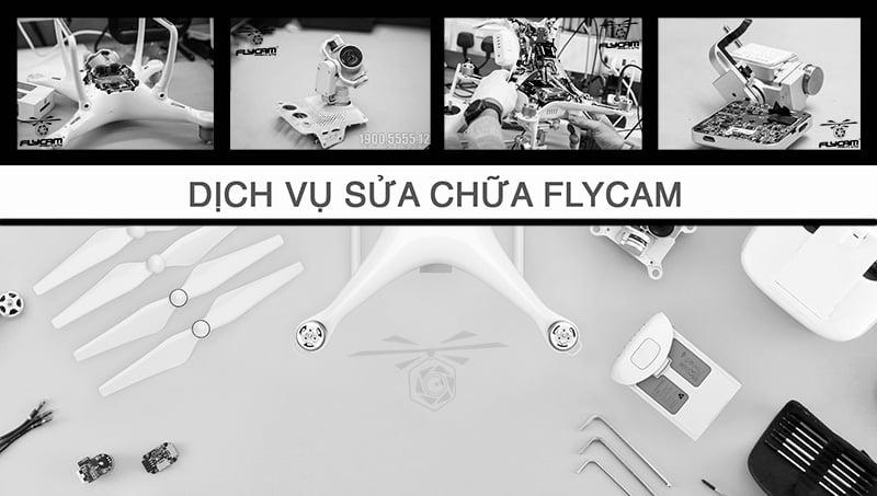 Dich Vụ Sửa Chữa Flycam Uy Tín