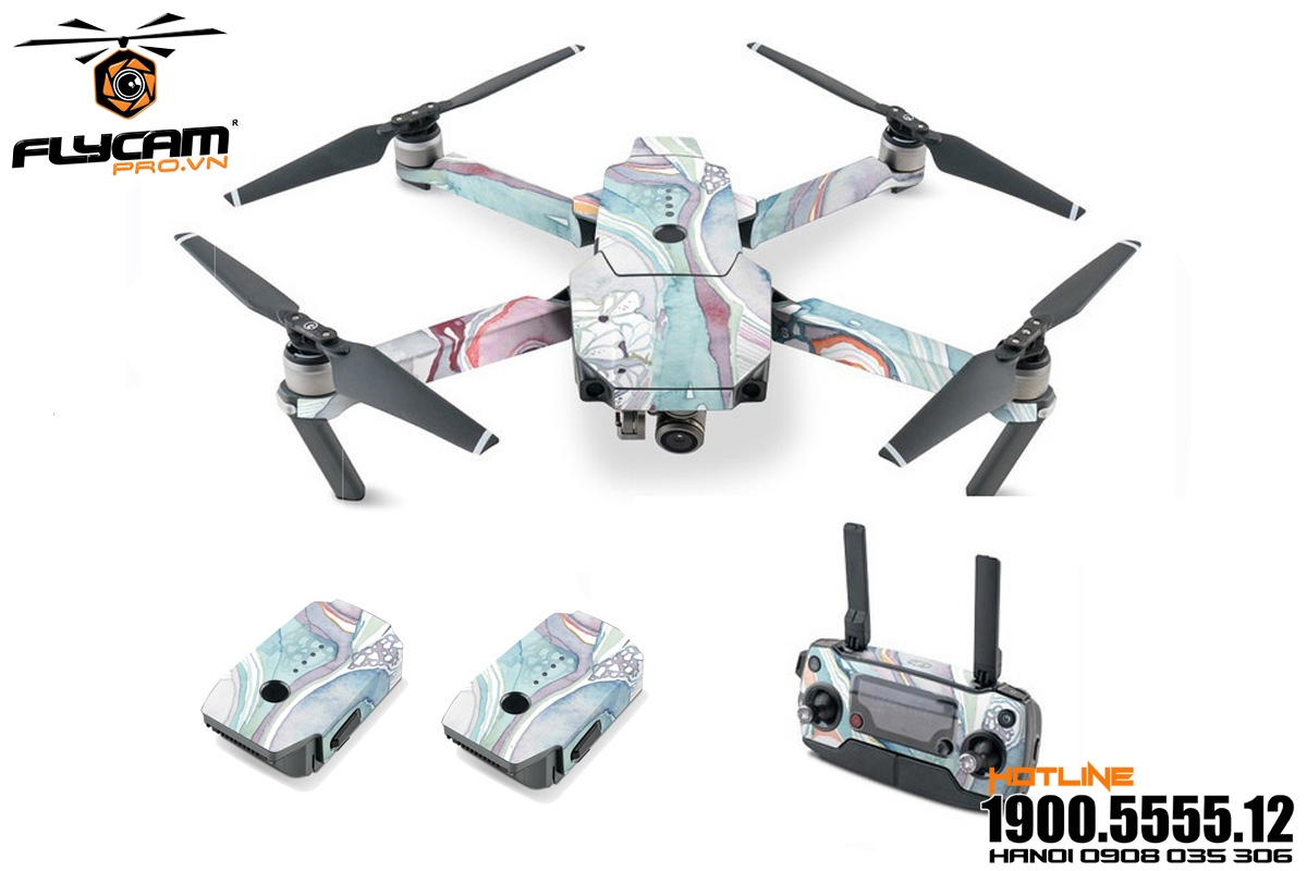 SKIN CHO MAY BAY MAVIC