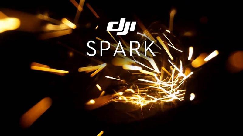 DJI Bị Rò Rỉ Thông Tin Về Máy Bay DJI SPark Mới 2017